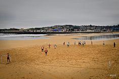 Fútbol-Playa en San Lorenzo Beach, Water, Outdoor, Saints, Argentina, Sports, Gripe Water, Outdoors, The Beach