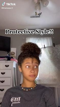Cute Hairstyles For Teens, Teen Hairstyles, Hairstyles For School, Black Hairstyles, Curly Hair Tips, Curly Hair Styles, Natural Hair Styles, 4c Hair, Different Curls
