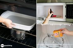 We rely on our appliances to make our lives easier, so the least we can do in return is keep them clean and working well! Find out how often you should clean your appliances in today's post. Cleaning Your Dishwasher, Cleaning Cabinets, Cleaning Appliances, Oven Cleaning, Cleaning Recipes, Diy Cleaning Products, Cleaning Hacks, Clean Stove Burners, Clean Fridge