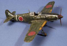 Kii-61-I by Chris Wauchop (Hasegawa 1/48)