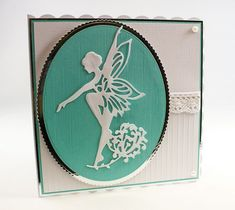 Image result for handmade cards fairy