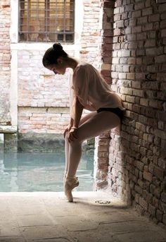 ballet dancer, Venice