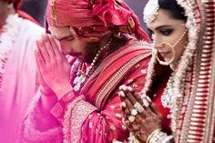 Deepika Padukone, Ranveer Singh share latest wedding pics from haldi, mehendi, Anand Karaj ceremonies. See 17 new photos Deepika Padukone Lehenga, Deepika Ranveer, Ranveer Singh, Bollywood Couples, Bollywood Wedding, Bollywood Stars, Bollywood Celebrities, Indian Celebrities, Wedding Goals