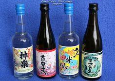 Awamori Japonés.  #Licores #Awamori, #Liqueurs  #Alcohol # Japón