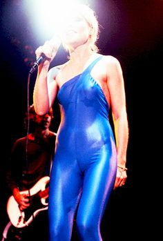 """mabellonghetti: """"""""Debbie Harry on-stage looks from the 70′s """" """""""