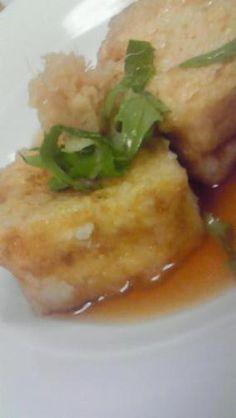 ホントは簡単「揚げ出し豆腐」|レシピブログ