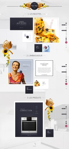 Nouvelles Invitations by Samsung by yul , via Behance | #webdesign #it #web #design #layout #userinterface #website #webdesign