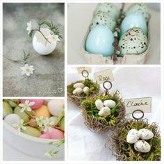 Easter feeling. #Moodboards #Mosaic #Collage by Jeetje♡