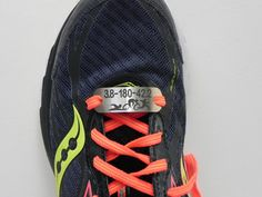 Motivational Shoelace Tag - Iron distance triathlon by SA Medal Hangers