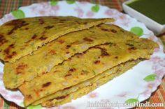Besan ka Cheela Recipe in Hindi - बेसन का चीला बनाने की विधि … Continue reading