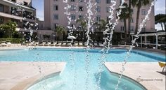 Golden Tulip Rome Airport Isola Sacra Fiumicino Golden Tulip Rome Airport Isola Sacra is a large property with a garden and outdoor swimming pool. It is located a 5-minute drive from Fiumicino centre and Leonardo Da Vinci Airport.