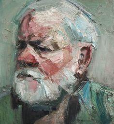 """Belfast's wonderful poet Michael Longley"" Colin Davidson ..."