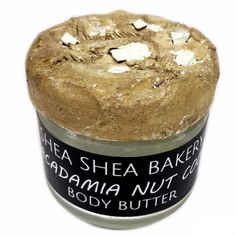 Macadamia Nut Body Butter