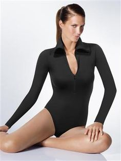 Columbus Body by Wolford. LOVE this top...sophisticated by day, sexy at night :) AND it's so comfy!