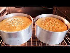 BIZCOCHO PARA PASTEL DE 3 LECHES MUY ESPONJOSO Y DELICIOSO! RECETA FACILÍSIMA PARA PRINCIPIANTES - YouTube Apple Coffee Cakes, Cake Recipes, Dessert Recipes, Almond Cakes, French Pastries, Pound Cake, Sin Gluten, Cake Designs, Baked Goods