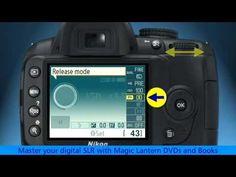 Nikon D3000: Customizing the Function Button
