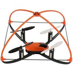 XT FLYER Self-Righting 4CH RC Quadcopter 6 Axis Helicopter Toys Gyro 360 Degree Eversion 2.4GHz Remote Control Drone with LED Flashing Lights & Blade Protector-Orange+Black XT FLYER® http://www.amazon.com/dp/B017GQMMMO/ref=cm_sw_r_pi_dp_WVPTwb1HG2C46