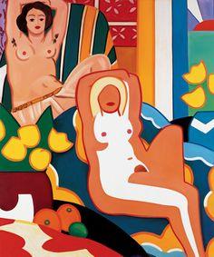 Artwork 2000s - The Estate of Tom Wesselmann