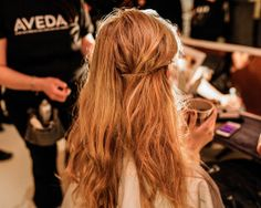 Aveda trendreport New York Fashion Week  www.glammm.nl