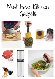 My favorite kitchen gadgets!