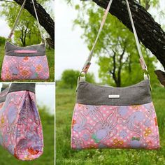 The Gabby Bag by @emmalinebags is April in this year's Bag of the Month Club.