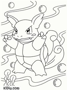free pokemon christmas coloring pages - photo#14