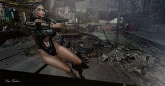 Fashion & Moda: LOOK 0103♥ Revolt in the city