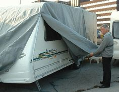 .   As the colder weather looms, we tell you about what precautions you should take to make sure your caravan is secure in the winter and is ready to roll next year. These tricks also help you to keep your caravan protected and in the best condition possible when you tuck it away for winter.
