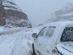 FREAK weather has unleashed unusual levels of snowfall and dangerous flash flooding across the Middle East, with some regions experiencing a year's worth of rainfall in a week. The Middle, Middle East, Weekend Images, Weather Storm, Flood Damage, Dust Storm, Snow Mountain, Thunderstorms, Egypt