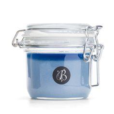 #Badeanstalten #Salzpeeling #Luna Feiner Meersalz-Wirkkomplex mit entspannendem Lavendelöl und erfrischender Pfefferminze. Gefunden auf #Kontor1710