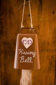 Wedding Bell To Ring For Kiss