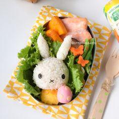 Miffy Easter Bento | Little Miss Bento