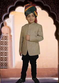 Jodhpuri coat, breeches