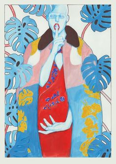 Prada Womenswear Artaksiniya's latest work sees a mix of personal works alongside studies of the current womenswear collecti. Retro Illustration, Illustration Artists, Illustrations And Posters, Fashion Illustrations, Fashion Sketches, Prada, Portrait Art, Cute Art, Female Art