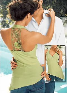 Tejidos en ropa ~ Solountip.com