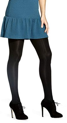 9f61851ef8612 No Nonsense Women's Super Opaque Control-Top Tights at Amazon Women's  Clothing store: