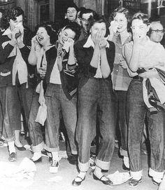 Historia de la Moda y los Tejidos: Años 50: La división de la moda