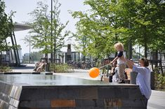 Hyllie_Plaza-by-Thorbjörn_Andersson-with-Sweco_Architects-09 « Landscape Architecture Works | Landezine