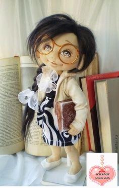 Mimin Dolls: Doll Reader FREE Pattern