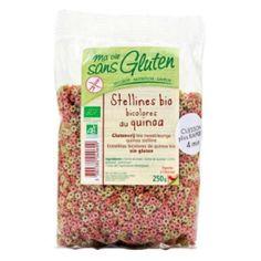 Estrellitas bicolores de Quinoa Bio 250g Ma vie sans