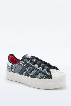 adidas superstar rize animalier