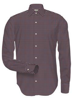 #Amerano #Hemd #Connery: Ein Freund des Außergewöhnlichen. Ohne sinnlosen Trends hinterherzujagen versteht er es geschickt, modernen Chic und zeitlose Eleganz in Einklang zu bringen. Der karierte Stoff Connery ist ideal als Casualhemd geeignet. Der gewobene Twill-Stoff besteht zu 100% aus Baumwolle. Baumwolle hat die Vorteile, dass sie sehr atmungsaktiv und feuchtigkeitsaufnehmend ist.
