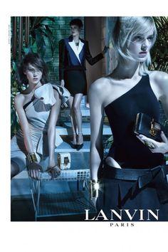 Alber Elbaz vuelve a dar el toque mágico a la campaña de Lanvin | Fashionisima.es