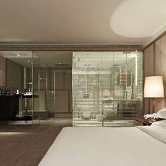 Wonderful Transparent Walls Bathroom Bedroom Design Transparent Bathroom Walls In  Bedroom