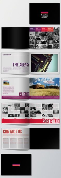 32 Showcase of Latest Brochure Designs | Orphicpixel
