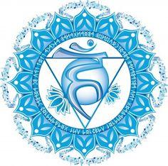 """5 chakra """"Vishuddha"""". Il chakra della gola"""