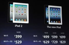 Nuevos precios IPAD's!! (KeyNote Apple)