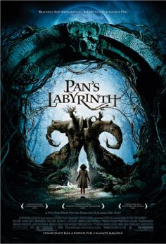 """""""Pan's Labyrinth"""" - Plot: In the fascist Spain of the bookish young stepdaughter of a sadistic army officer escapes into an eerie but captivating fantasy world. - Stars: Ivana Baquero, Ariadna Gil and Sergi López - Director: Guillermo del Toro See Movie, Movie Tv, Crazy Movie, Movie List, Pan's Labyrinth Movie, Bowie Labyrinth, Bon Film, Movies Worth Watching, Fantasy Movies"""