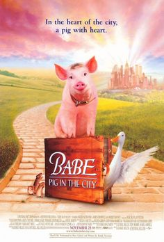 Babe 2 : Pig In The City