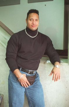 Can you smell what the rock was wearing in 95?